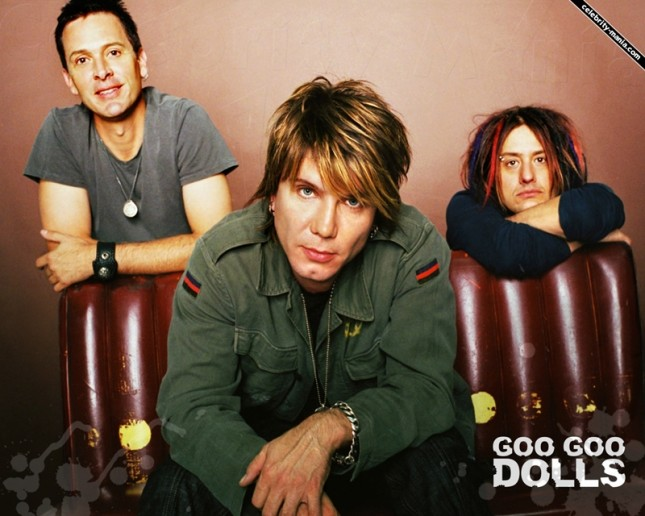 Band asal Amerika, The Goo Goo Dolls. (Foto Ist)