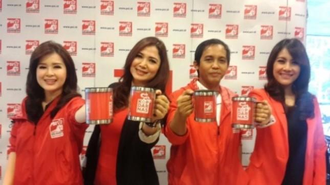 Partai Solidaritas Indoensia (PSI) (Foto Dok Industry.co.id)