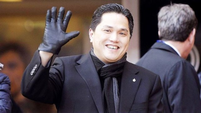 Erick Thohir Ketua Pelaksana Asian Games 2018 (Foto Dok Industry.co.id)