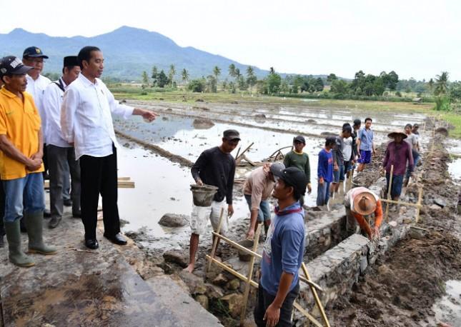 Presiden Jokowi (Foto Biro Setpres)