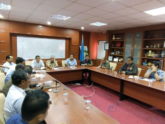 Rapat Panitia HPN 2018. (Dok. Industry.co.id)