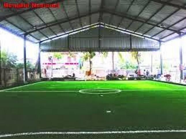 Ilustrasi Lapangan Futsal