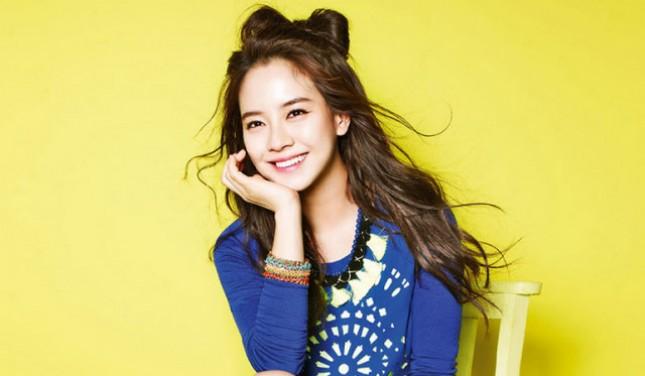 Aktris asal Korea Selatan, Song Ji Hyo. (Foto Ist)