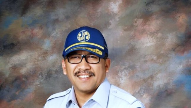 Direktur Utama Jasa Raharja Budi Raharjo (Foto Dok Industry.co.id)