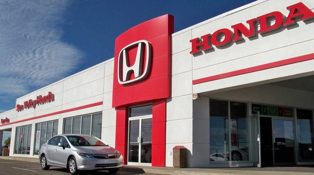 Dealer Honda / http://idolosol.com