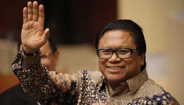 Wakil Ketua MPR, Oesman Sapta Odang