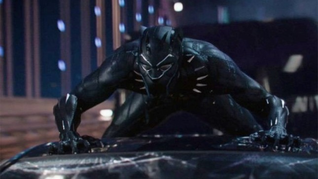 "Salah satu adegan Trailer film ""Black Panther"". (Source: Marvel Studios)"