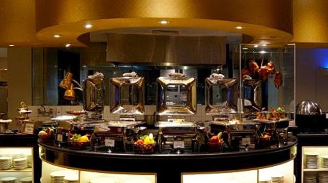 The Papandayan Hotel mengadakan Lunar New Year Dinner di Pago Restaurant