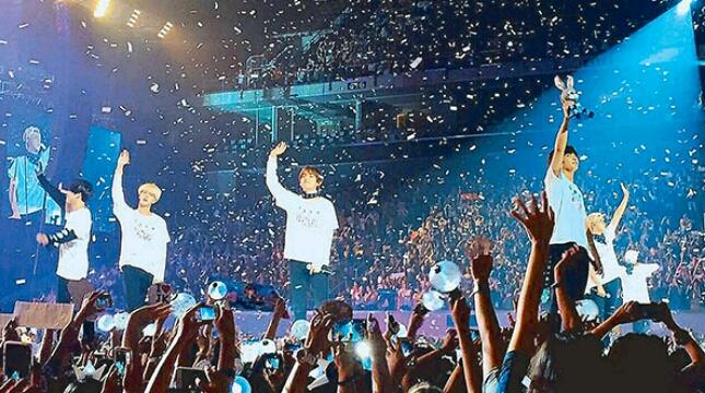 Konser BTS (ist)