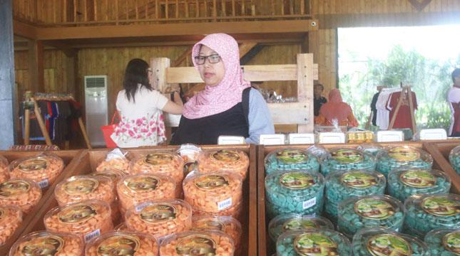 Kampung Coklat, di Kabupaten Blitar (Foto: Kemenpar)