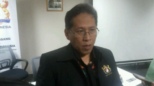 Direktur Hubungan Internasional The Indonesian Iron and Steel Industry Association (IISIA) Purnowo Widodo (Foto: Ridwan/ INDUSTRY.co.id)