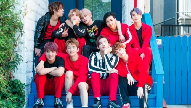 Boyband asal Korea Selatan,NCT 127. (Dok Soompi)