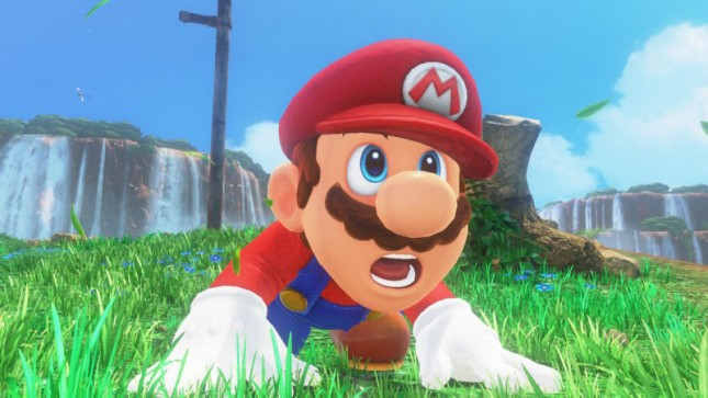 Video Game 'Mario Bros'. (Source: AV Club)