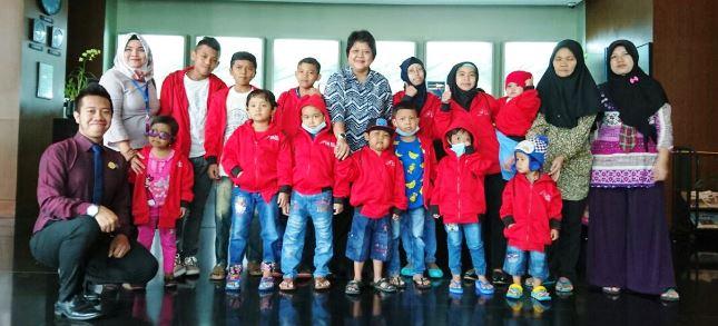 Novotel Bandung Memperingati Kanker Sedunia Bersama YKAKI (Foto Dok Industry.co.id)