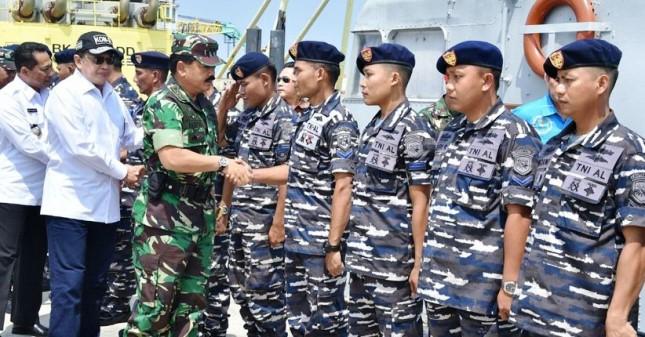 Panglima TNI Marsekal Hadi Tjahjanto (Foto PuspenTNI)