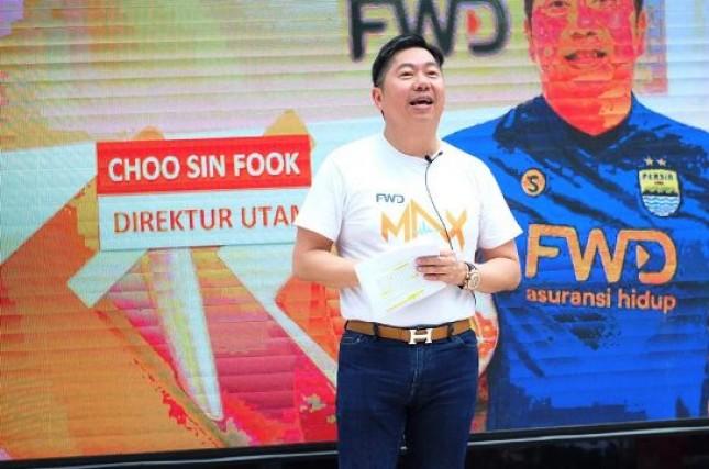 Direktur Utama FWD Life, Choo Sin Fook (Foto Dok Industry.co.id)