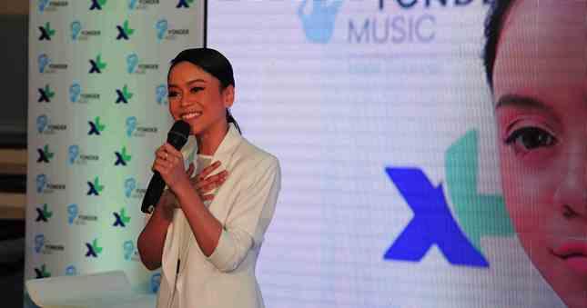 Lesti, Pedangdut Berbakat yang Dijadikan Ambasador Yonder Music 2018