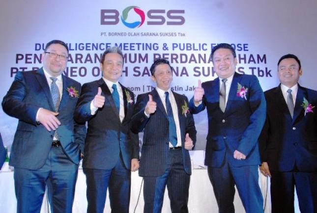 PT Borneo Olah Sarana Sukses Tbk (BOSS) (Foto Dok Industry.co.id)