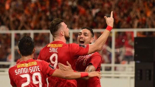 Bekuk Bali United 3-0, Persija Jakarta Jadi Juara Piala Presiden 2018