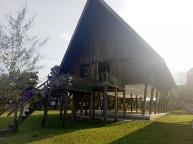 Rumah Betang Dan Sejarahnya Tentang Suku Dayak Kalimantan