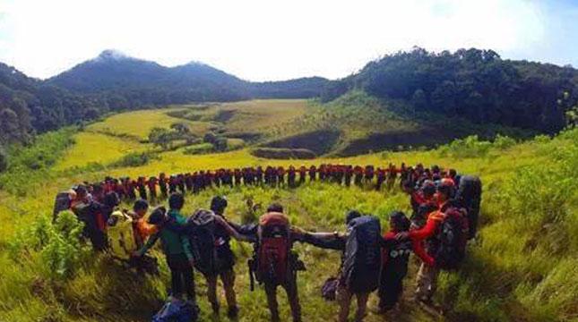 Organisasi Penempuh Rimba dan Pendaki Gunung, Wanadri menggelar Festival Puncak Papua (FPP) (Ist)