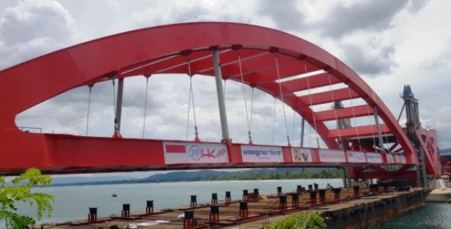 Jembatan Holtekamp Jayapura Papua (Foto Dok Industry.co.id)