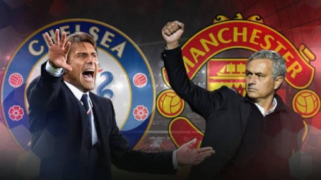 Laga Chelsea vs MU (Ist)