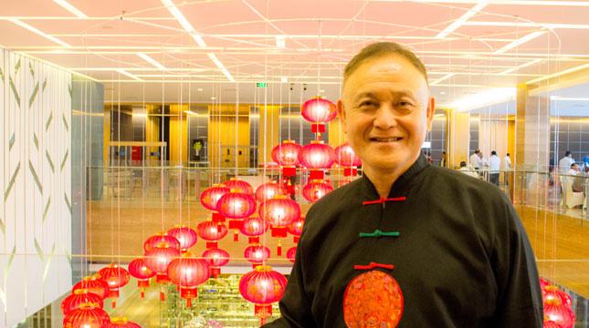 Jim Boyles, General Manager Holiday Inn Jakarta Kemayoran