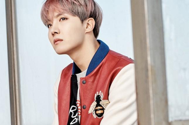 J-Hope BTS. (Foto: Billboard)