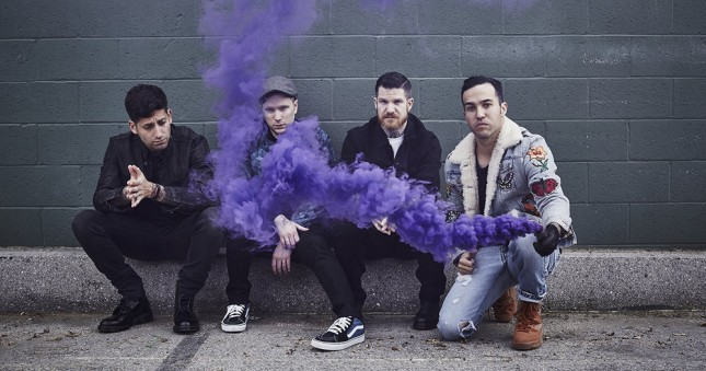 Band Fall Out Boy. (Foto: Falloutboy.com)
