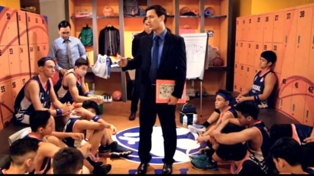 """Film """"Mata Dewa"""" film bertema Olahraga Basket Pertama."""