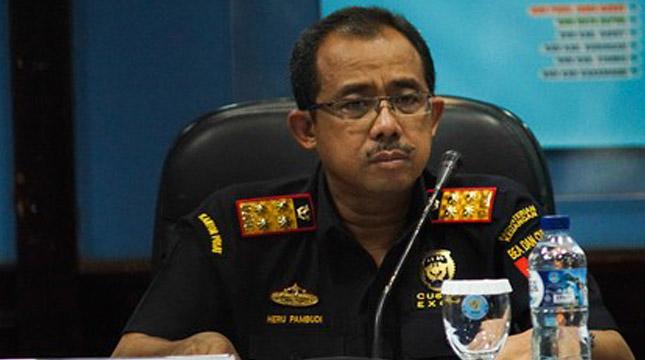 Direktur Jenderal Bea dan Cukai Heru Pambudi ( NurPhoto   Getty Images) 2c7b413688