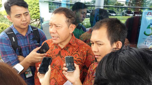 Presiden Institut Otomotif Indonesia (IOI), Made Dana Tangkas (tribunnews.com)
