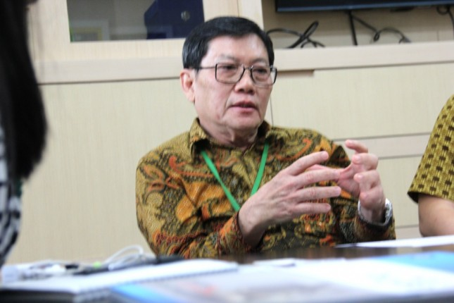 Direktur PT Ikimura Group, Hadrianto Abas (Foto: Herlambang/INDUSTRY.co.id)