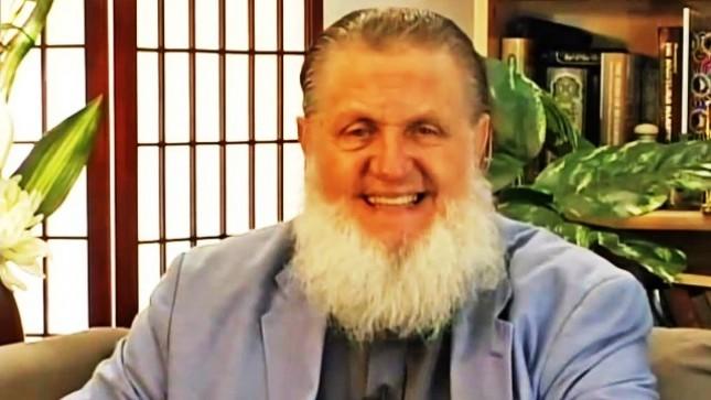 Dakwah da'i internasional Syeikh Yusuf Estes asal Texas AS (Foto Dok Industry.co.id)