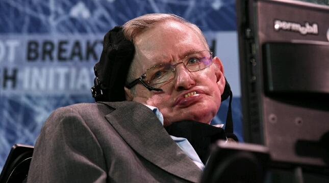 Stephen Hawking (ist)