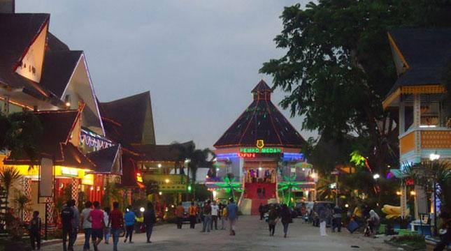 Pekan Raya Sumatera Utara (PRSU), Medan (Istimewa)