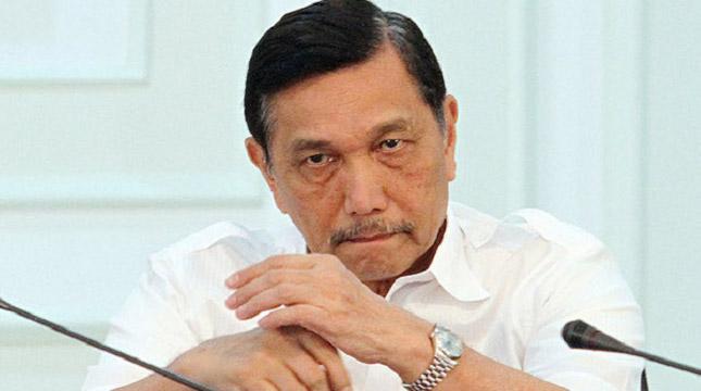 Menteri Koordinator Kemaritiman Luhut Binsar Pandjaitan (fokusbisnis.com)