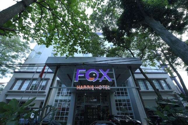 FOX Harris Hotel. (Foto Ist)