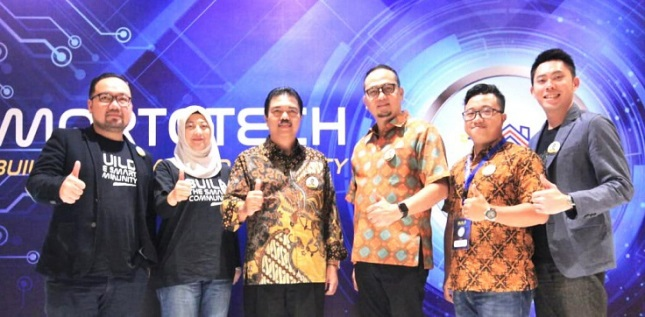 Bank BTN Secara Resmi Buka Acara BTN Mortgtech Hackaton di Jakarta (Foto Dok Industry.co.id)