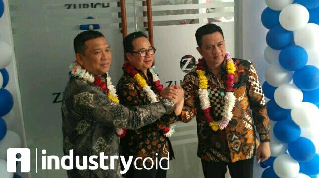 Zurich Buka Kantor Keagenan keempat di Surabaya