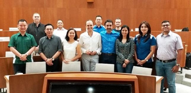 Dafam Hotel Management Kirim Karyawan untuk Kursus Singkat di Singapura (Foto Dok Industry.co.id)