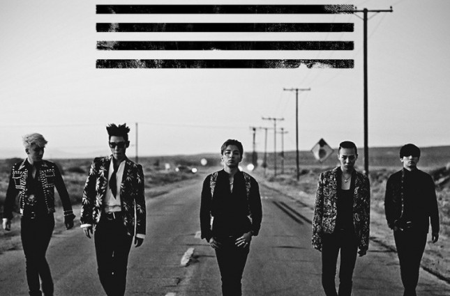 Cover album BIGBANG bertajuk MADE (2015). (Source: Resonate)