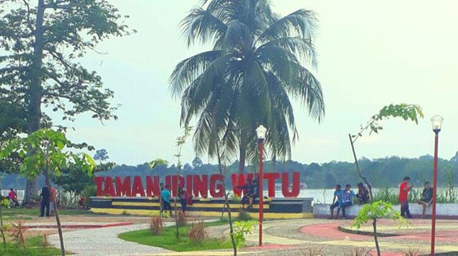 Taman Iring Witu Buntok, Hilir Sper, Dusun Sel., Kabupaten Barito Selatan, Kalimantan Tengah (Foto: Istimewa)