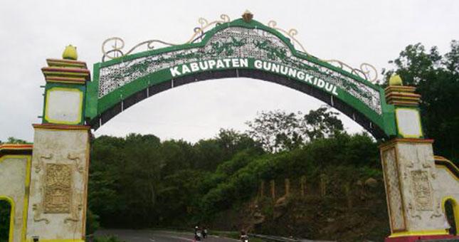 Kabupaten Gunungkidul, Yogyakarta (Foto: yogyalagi.com)