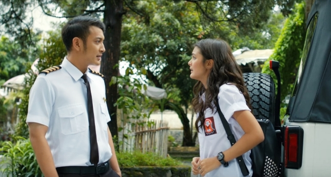 Adegan film The Perfect Husband