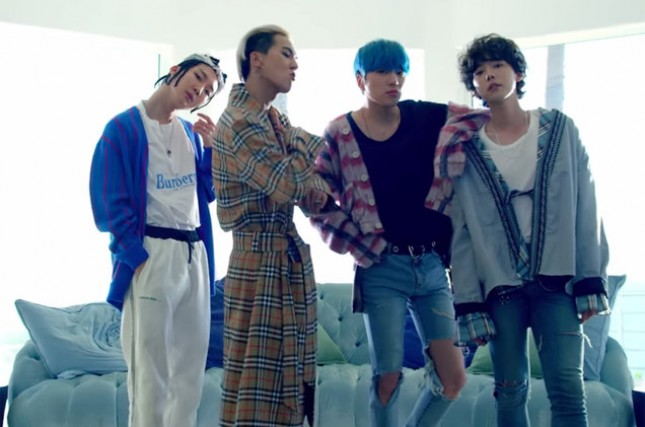 Boyband WINNER raih all-kill. (Foto: Billboard)