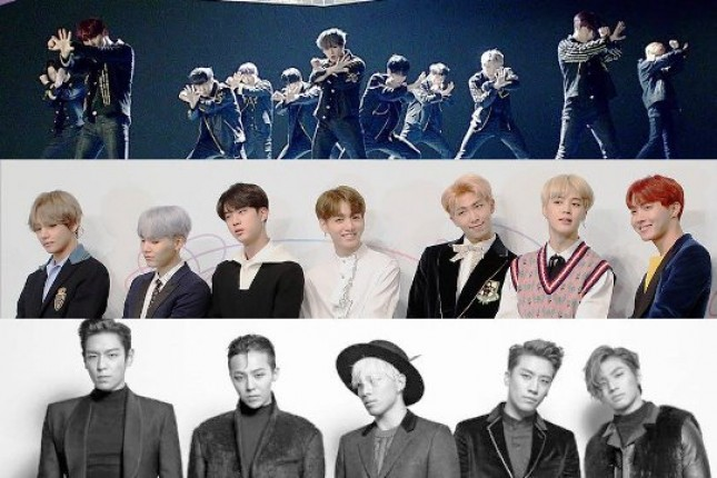Wanna One Jadi Tops The Brand Value (Foto Allkpop)