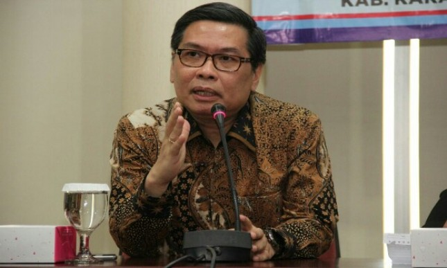 Ketua Umum HKI sekaligus Direktur Kawasan Industri KIIC, Sanny Iskandar (Foto: Herlambang/ Industry.co.id)