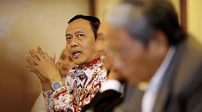 Direktur Eksekutif Lembaga Advokasi Halal, Ikhsan Abdullah (print.kompas.com)
